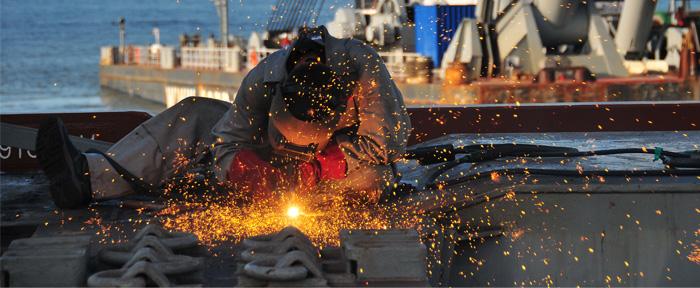 Shipyard Personnel
